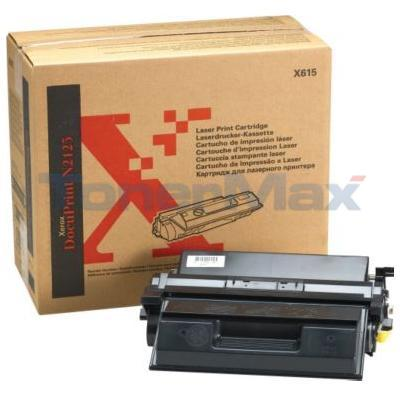XEROX DOCUPRINT N2125 PRINT CTG 10K